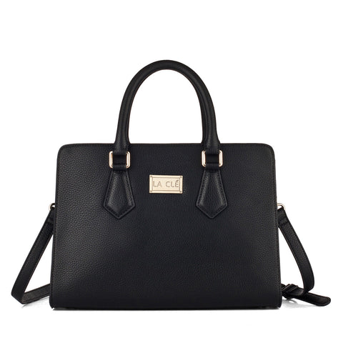 LA-003 Structured Handbag( 2 Colors )