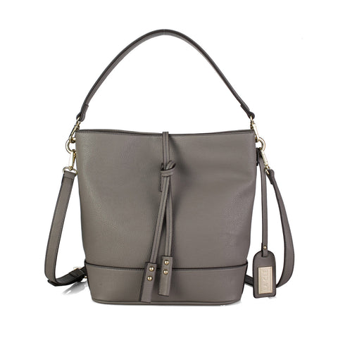 LA-008 Bucket Handbag ( 3 Colors )