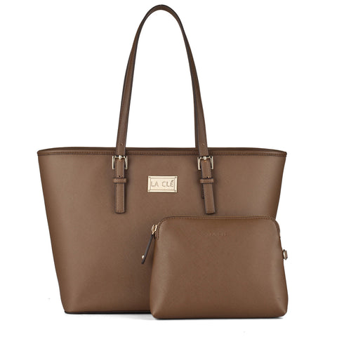 LA-001  Medium Shopper Tote( 1 color )