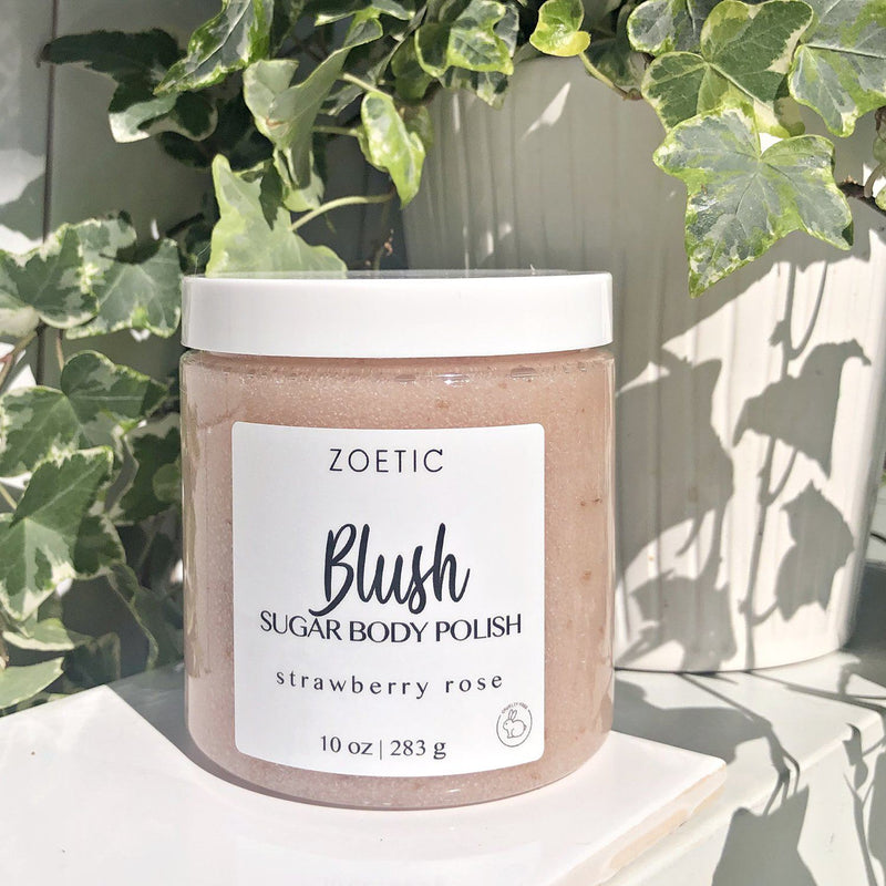 Blush Sugar Body Polish