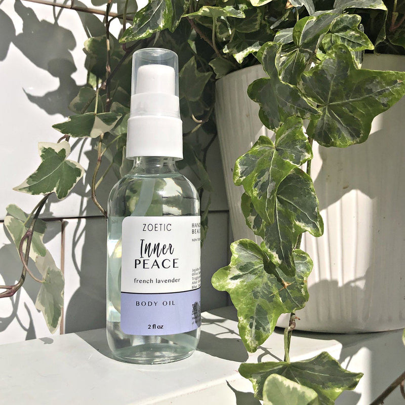 Inner Peace Body Oil - Zoetic