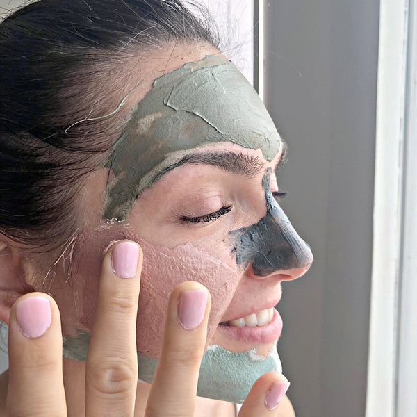Blush Clay Mask - Zoetic