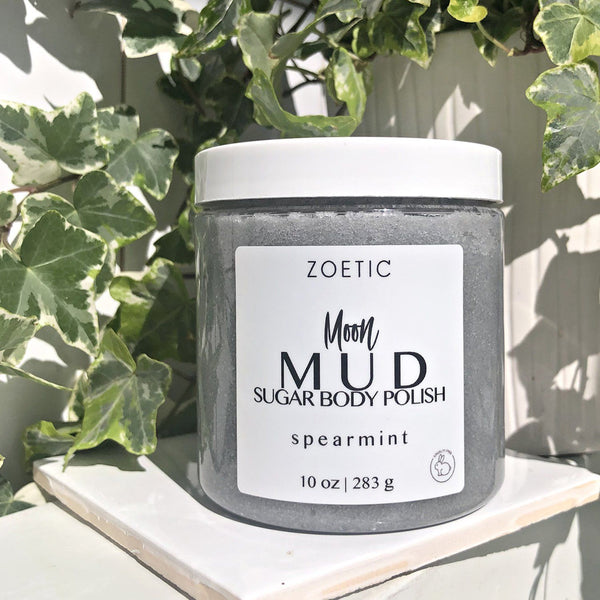 Moon Mud Sugar Body Polish - Zoetic