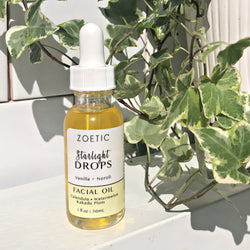 Starlight Drops Facial Oil - Zoetic