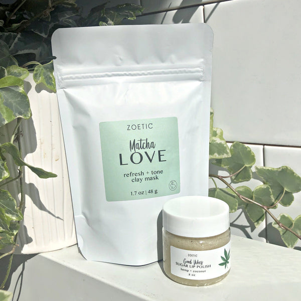 Hemp and Chill Gift Set - Zoetic