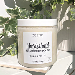 Wonderland Sugar Body Polish - Zoetic