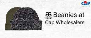 AS Colour Beanies at Cap Wholesalers