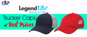 Legend Life Trucker Caps at Best Prices
