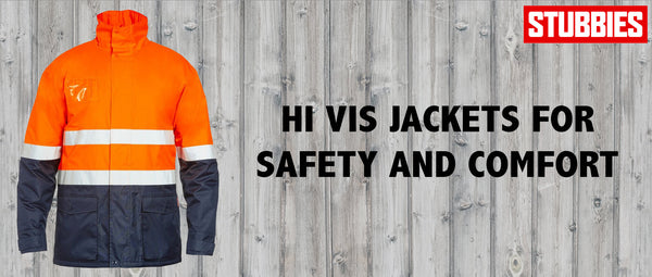 Hi Vis Jackets for Safety and Comfort