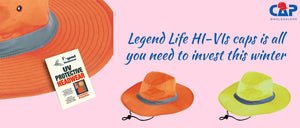 Legend Life HI-VIs caps is all you need to invest this winter | Capwholesalers