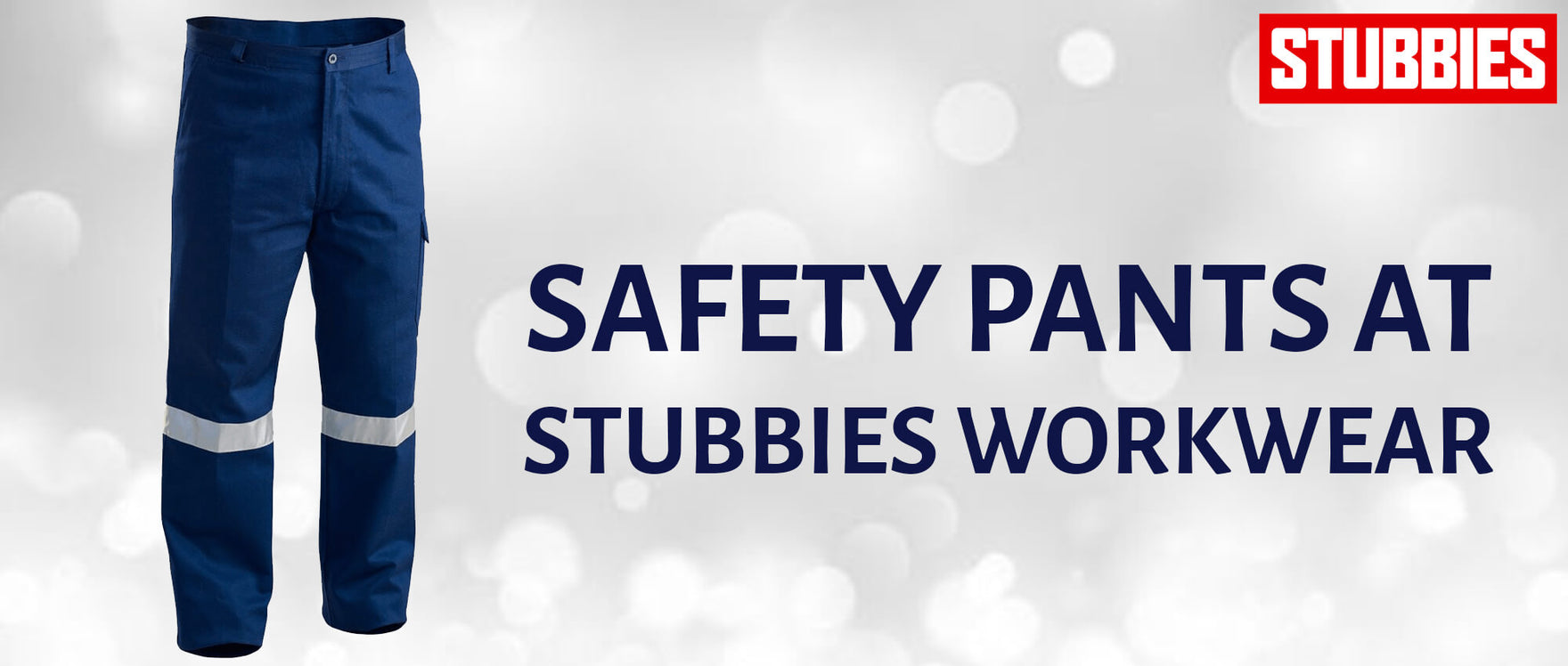Safety Pants at Stubbies Workwear
