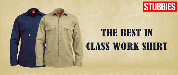 The Best in Class Work Shirt