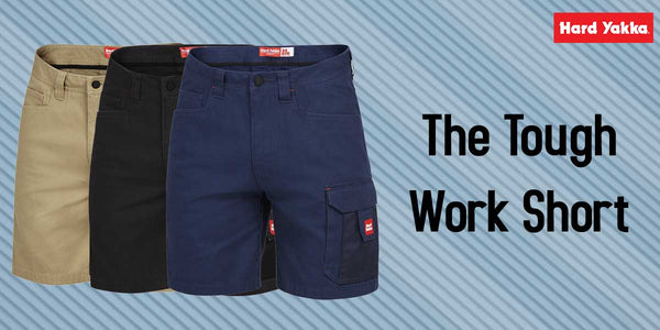 The Tough Work Short You need today!