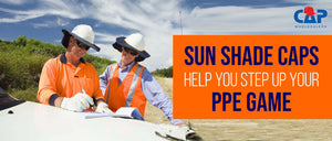 SUN SHADE CAPS HELP YOU STEP UP YOUR PPE GAME by CAP WHOLESALERS