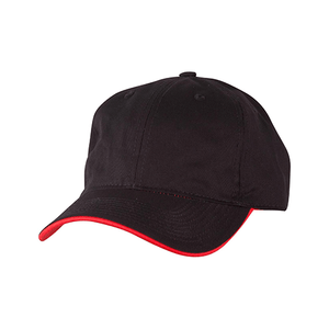 Winning Spirit Underpeak Contrast Colour Cap (CH51)