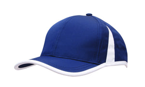 Headwear Sports Ripstop with Inserts and Trim (4004)