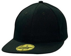 Headwear-Headwear Premium American Twill with Snap 59 Styling Cap-Navy / Free Size-Uniform Wholesalers - 3