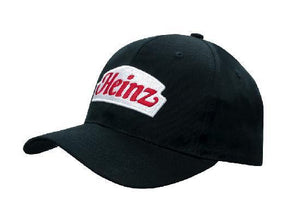 Headwear Brush Cotton Cap (4142)