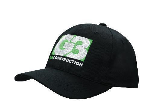 Headwear Brush Cotton cap (5002)