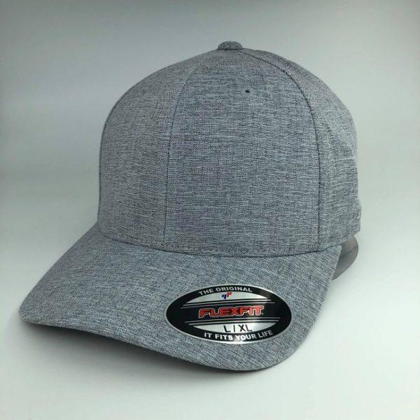 FLEXFIT Heatherlight Cap -(6350)