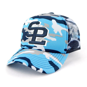 Grace Collection Camouflage Trucker Cap-(AH296/HE296)