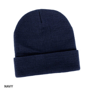 Grace Collection Acrylic Beanie (AH720/HE720)