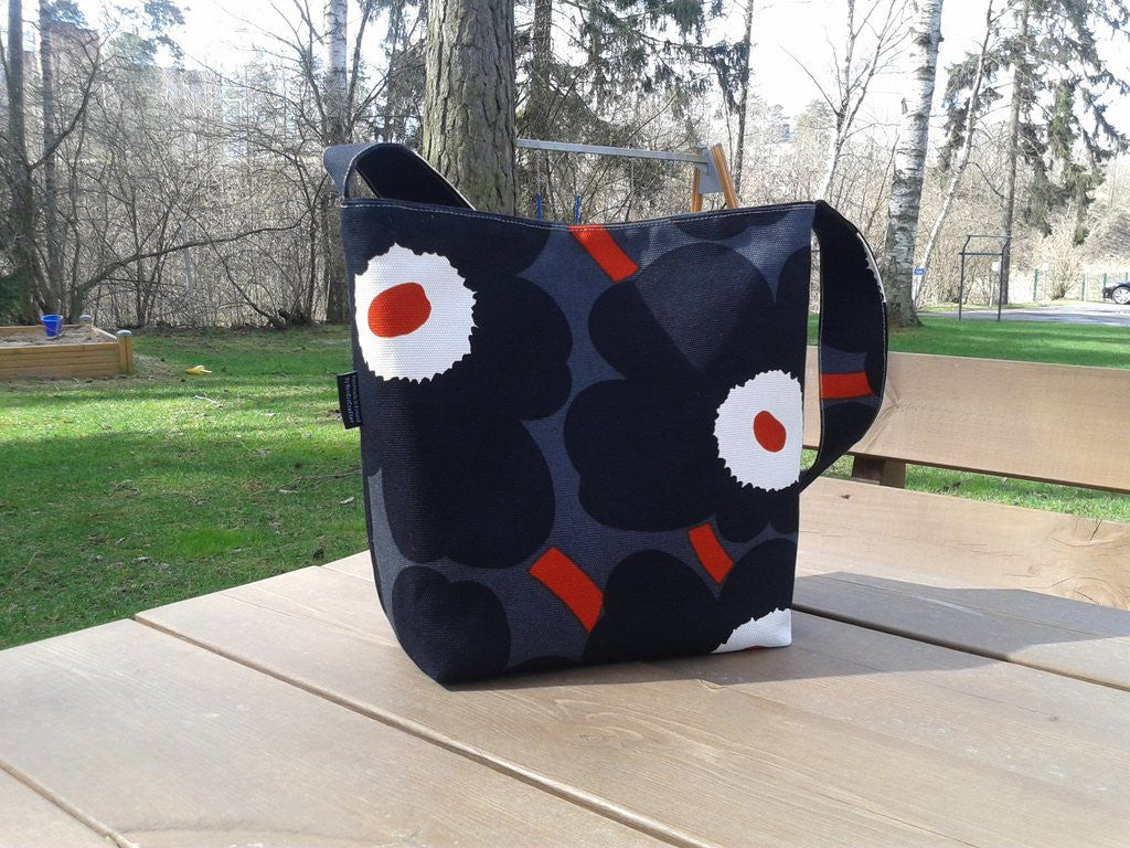 New bags from Marimekko fabric