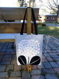 Handbag from Marimekko fabric