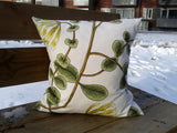 Decoratie pillow from Marimekko fabric Kuusama