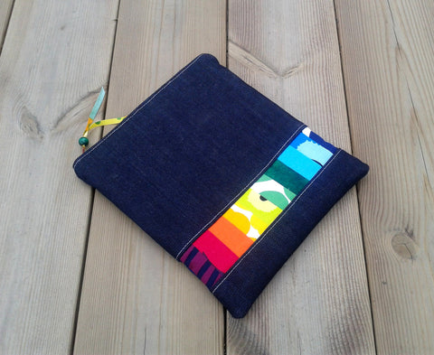 iPad case from Marimekko fabric