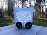 Flower tote from Marimekko fabric