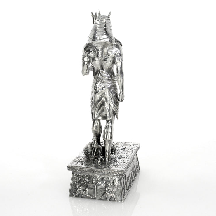 Anubis: Lord of the Underworld Silver Statue - Heads or Tales Coins & Collectibles