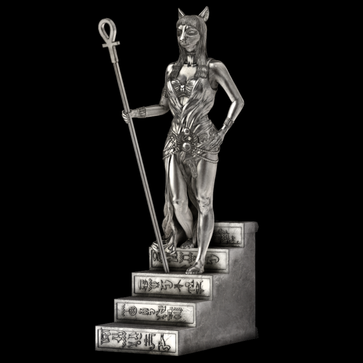 Bastet: Goddess of Protection