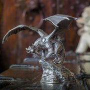 Coco the Dragon Silver Statue - Heads or Tales Coins & Collectibles
