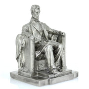 The Lincoln Memorial Silver Statue - Heads or Tales Coins & Collectibles