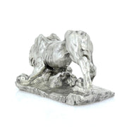 Bernini's Lion of the Four Rivers Silver Statue - Heads or Tales Coins & Collectibles
