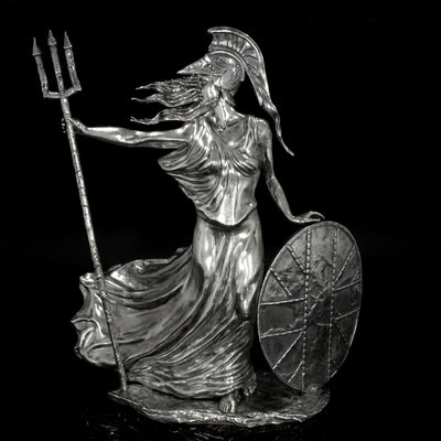 Britannia Silver Statue - Heads or Tales Coins & Collectibles