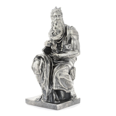 Michelangelo's Moses Silver Statue - Heads or Tales Coins & Collectibles