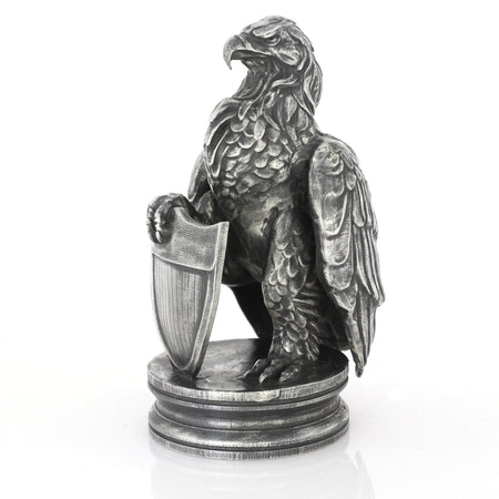 The Silver Eagle - Silver Statues