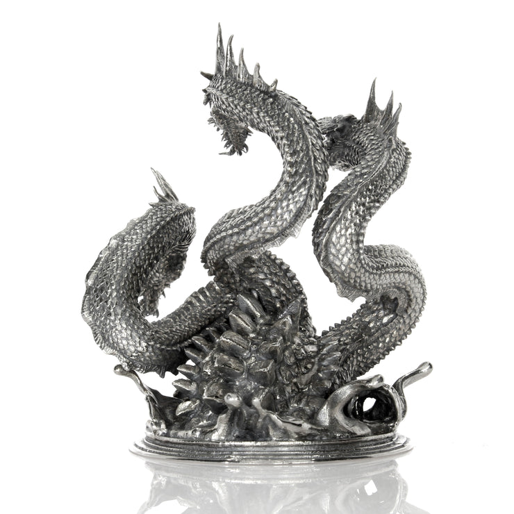 Hydra Silver Statue - Heads or Tales Coins & Collectibles
