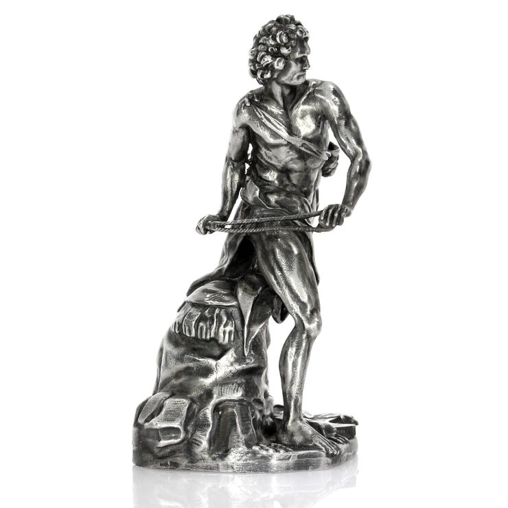 Bernini's David Silver Statue - Heads or Tales Coins & Collectibles