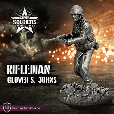 Rifleman: Glover S. Johns