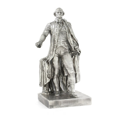 George Washington @ Federal Hall Silver Statue - Heads or Tales Coins & Collectibles