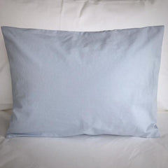 Ava Egyptian Cotton Percale <br>Bedding Blue Tones - Rothman & Co.