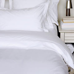 Ava Egyptian Cotton Percale <br>Marine - Rothman & Co.