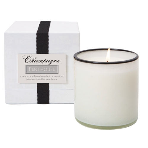 Lafco Candle 16 oz Champagne / Penthouse