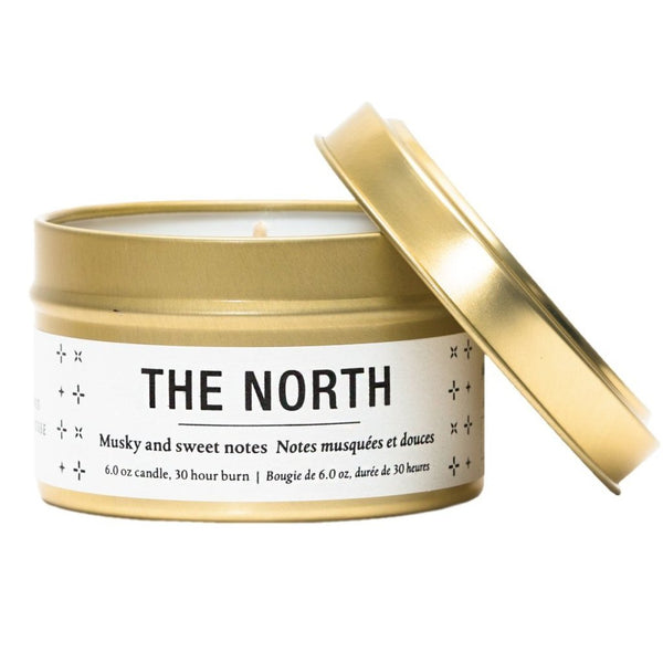 The North Tin Candle