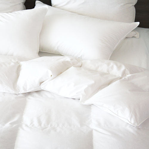 Mackenzie Canadian White Down Duvet
