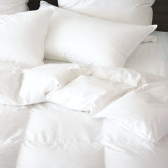 Mackenzie Canadian White Down Duvet - Rothman & Co.