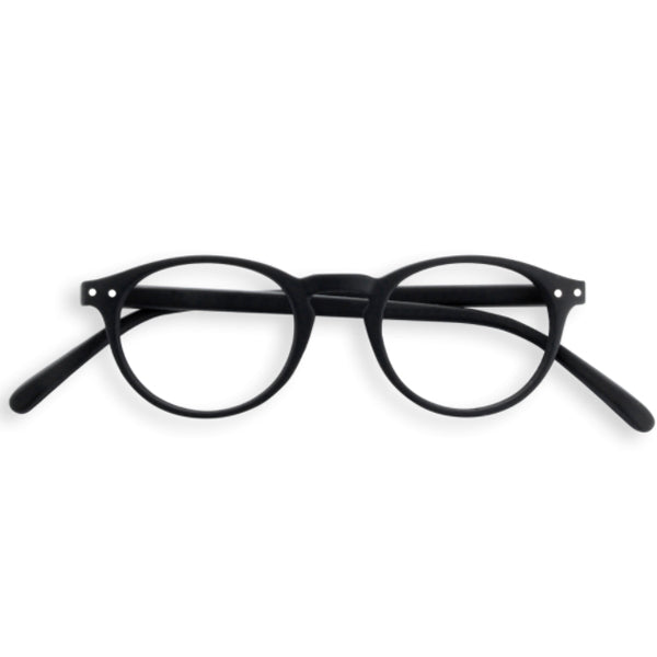 Let Me See #A Reading Glasses -Black